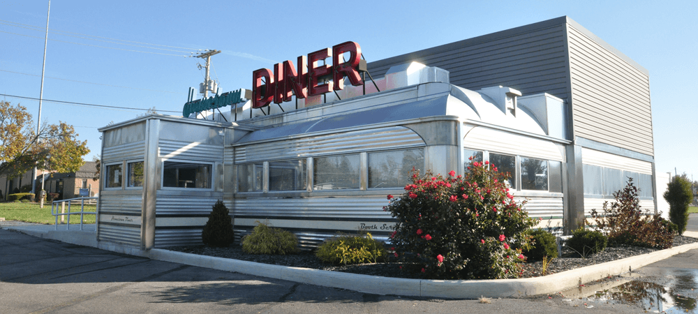 Hometown Diner, Ottawa, Ohio