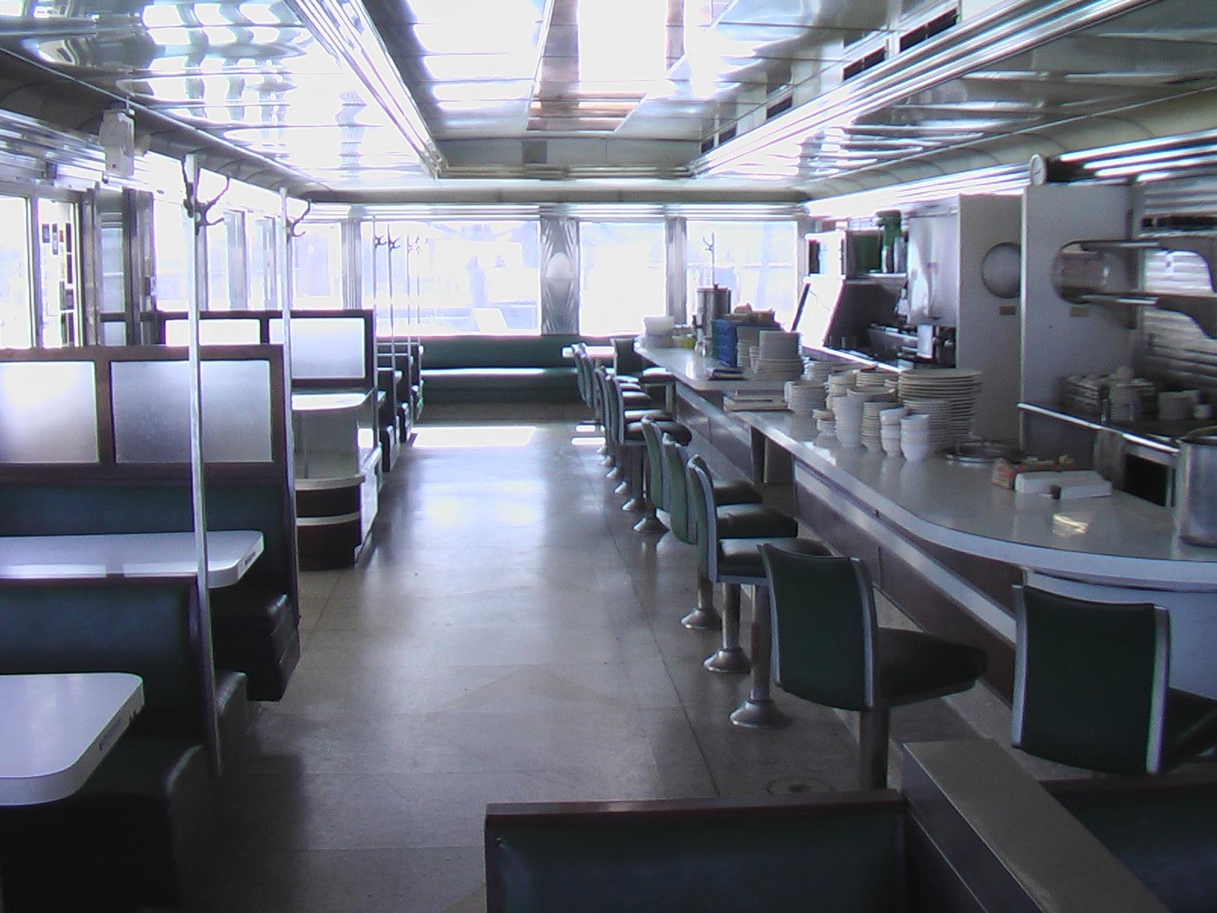 Venus Diner 1955 Fodero Diversified Diners Diners For